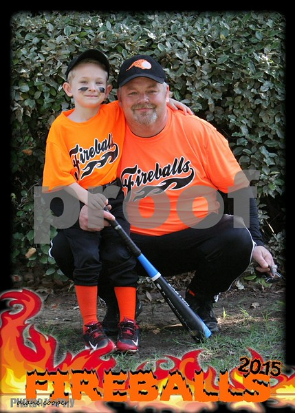 Sample picture of the Coach/Son picture.