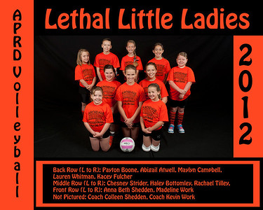 Lethal Little Ladies