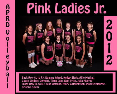 Pink Ladies Jr