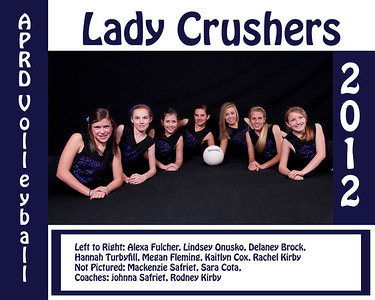 Lady Crushers