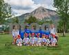 Crested Butte Town Recreation Dept's Little League Team photos. Summer 2015. (Photo/Nathan Bilow)