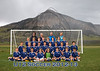U12 CB Soccer photographed at Rainbow Park, Crested Butte, CO. on Wednesday, May 29, 2013. (Photo/Nathan Bilow)