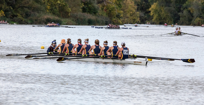 Pittsford rowing team
