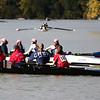 Fairport rowing team