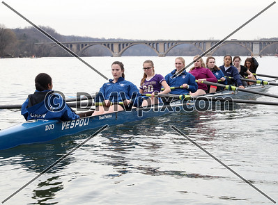 Bishop O'Connell Crew (06 Mar 2017)