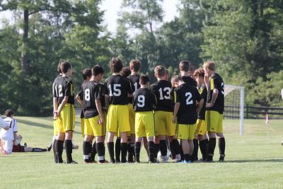 OYSAN State Cup Quarters - Challenger Crew Jr's U15 (3) v Penine (1)