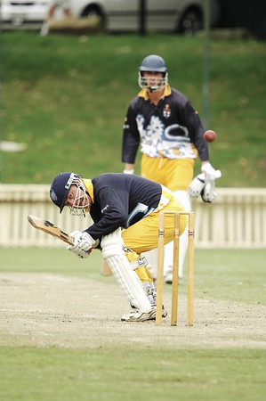 2004-05 SUCC vs NSW Uni limited overs final