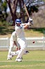 Mat Phelps, pushing out another boundary towards his double century tally as well!