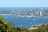 Man, this is getting boring, same guys, run after run, lets see what the view from Mosman is like.