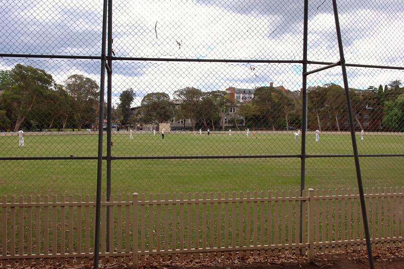 Sydney University No 2 Oval