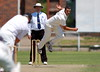 Mark Cameron gets more air than any other bowler that I have photographed.