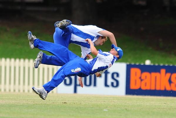 Bankstown v North Sydney PG's Twenty20 8.11.2009