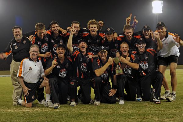 Twenty20 final 2010-11