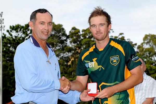 T20 Final SUCC v Randwick Petersham 2011/12