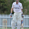Happy day! Greg Mail tops the centuries in first grade for SGC.