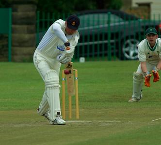 Cricket Cutthorpe V Derbyshire