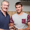 Tom Nolan with AJ.Wilson (fielding award)