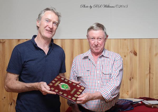 Tom Nolan (Kevin Kelly Trophy)