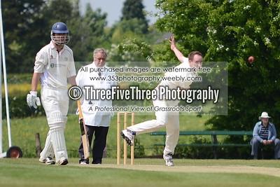 Checkley 1st XI v Porthill Park 1st XI