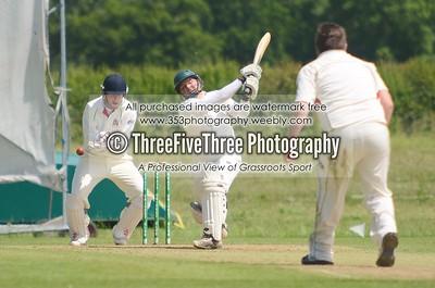 Quatt 1st XI v Tamworth 1st XI