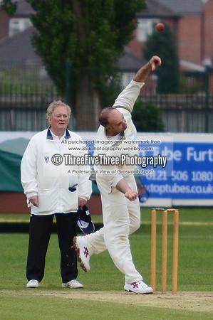 Stourbridge 1st XI v Kidderminster Vic 1st XI (T20)