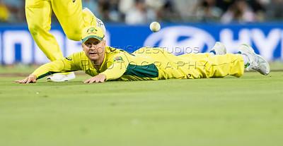 ICC Cricket World Cup 2015 Semi Final, Australia v India, Sydney Cricket Ground; 26th March 2015