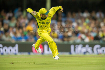 ICC Cricket World Cup 2015 Semi Final, Australia v India, Sydney Cricket Ground; 26th March 2015