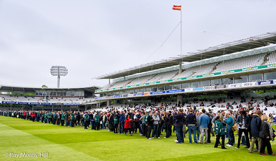 England vs West Indies 5th Day, 1st Test Match