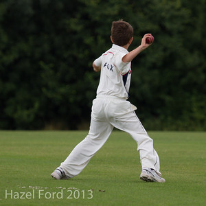 Norfolk vs Cambridgeshire U10s July 2013
