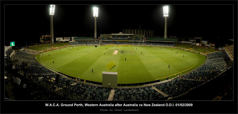 Australia, vs, New, Zealand, O.D.I., 1st, Feb, 2009