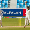 Cricket.  Pakistan vs England, 1st Test, Dubai UAE. 17-21 Jan, 2012