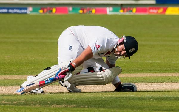 Cricket.  Pakistan vs England, 1st Test, Dubai UAE. 17-21 Jan, 2012