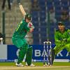 Cricket.  Pakistan vs South Africa, 1st Twenty20, Abu Dhabi, UAE. 26 Oct 2010
