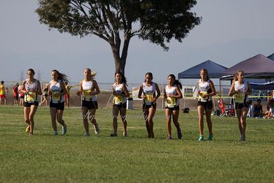 Woodbridge invitational cross-country invite 2012 ,Foothill High School,