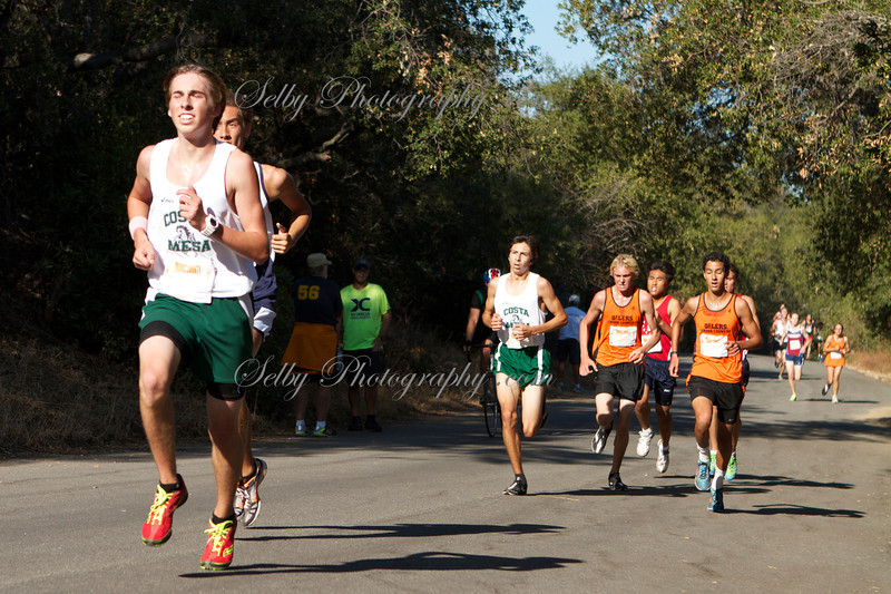 Orange County Cross Country Championships 2012