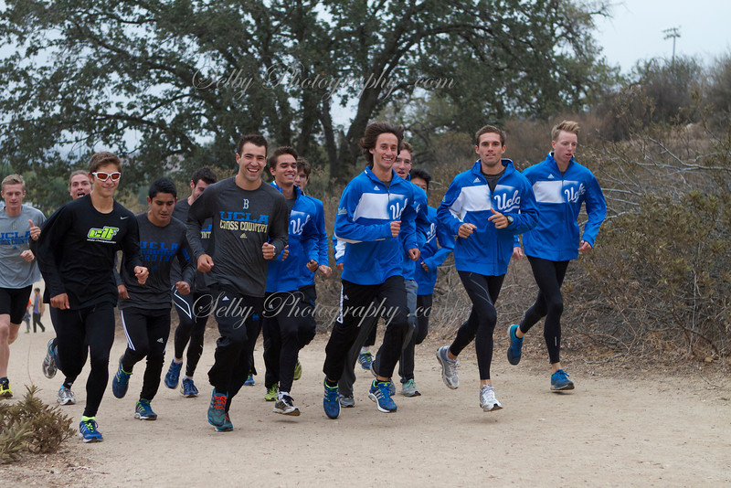 Mustang Challenge Cross country