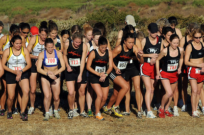 Cross Country 2008