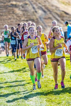 Girls Varsity Race #1