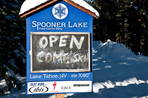 Spooner Lake XC