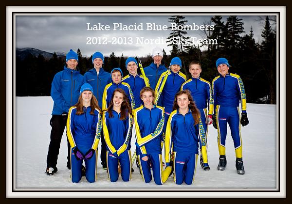 2013 LP Nordic Team