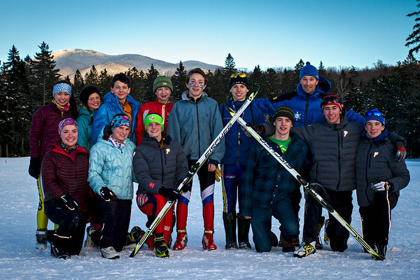 2015 LP Nordic ski team - race photos coming soon