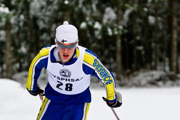 Lake Placid X-C Ski Team