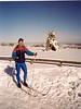 Hautes Fagne near Baraque Michel Eupen (Ardennes winter  Belgium 1998 - 1999)
