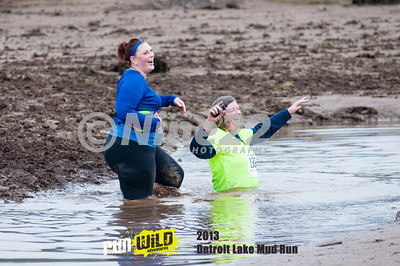 Run Wild Adventure's Detroit Lake Mud 2013