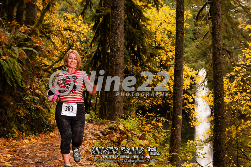 11-1-2014 Silver Falls 50K,  Marathon and 7 Mile2303