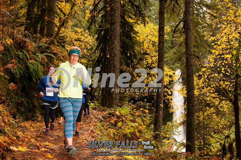11-1-2014 Silver Falls 50K,  Marathon and 7 Mile2349