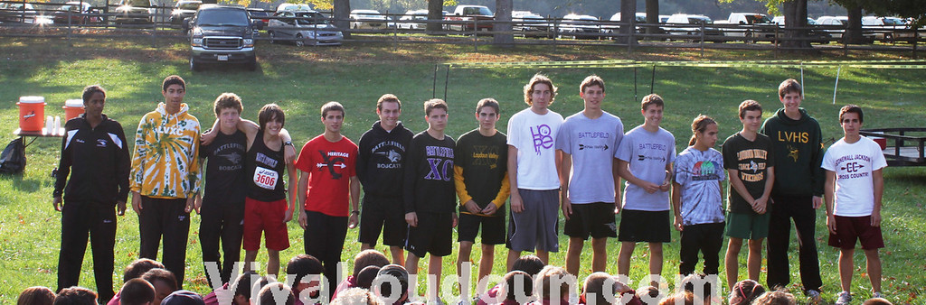 Cross Country: Cedar Run 2010 (by Dan Sousa)