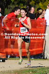 14 October 2011:  Davidson cross country teams participate at the Royal Cross Country Challenge at McAlpine Park in Charlotte, North Carolina.
