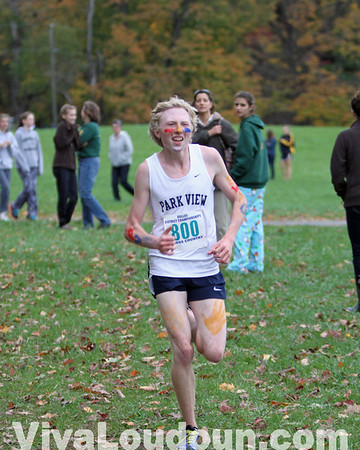 Cross Country: Dulles District Boys 2011 Meet