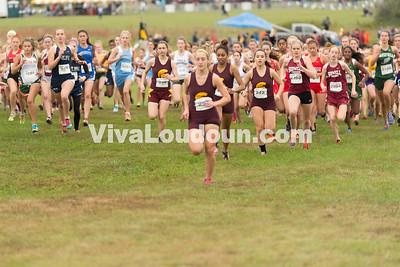 249 Kelsey Godman (Broad Run), 242 Stephanie Barry (Broad Run), 252 Megan Mazzatenta (Broad Run)